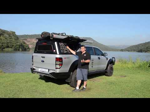 Ultimate Canopy/Hardtop For Your Bakkie