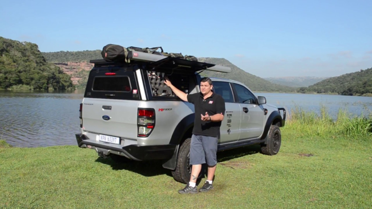 Ultimate Canopy/Hardtop For Your Bakkie & Ultimate Canopy/Hardtop For Your Bakkie - YouTube