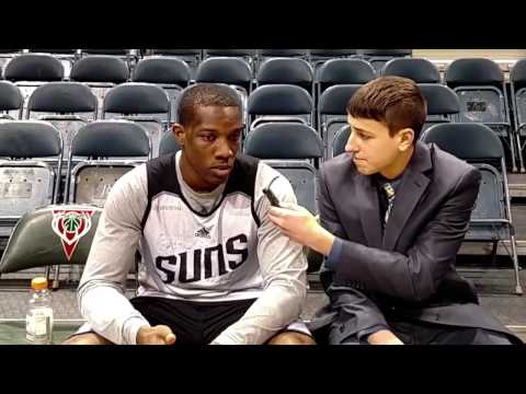 Derek Spallone One On One Exclusive Interview With Eric Bledsoe