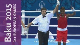 Nicola Adams Wins The Women's Flyweight (48 - 51kg) | Boxing | Baku 2015