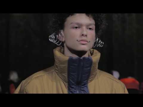 Henrik Vibskov AW17 - Copenhagen fashion week show