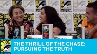 THE THRILL OF THE CHASE - SDCC
