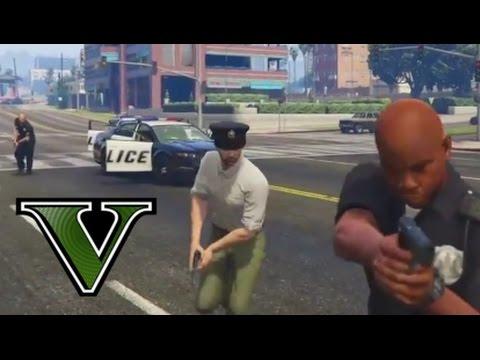 """GTA V - POLICE PATROL #31: """"Private Security Guard"""""""