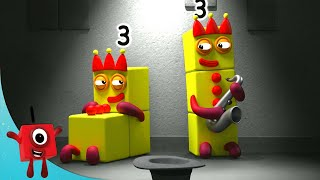 Numberblocks - Triangle | Learn to Count | Learning Blocks