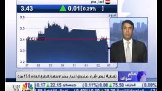 البورصة المصرية تخسر 2.8 مليار جنيه بضغط من مبيعات الأفراد