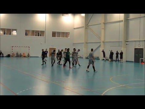 Brentford FC Futsal Club 'A' 10  Southend United 'A' 0 (16-12-15)