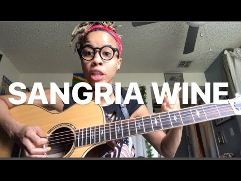 Camila Cabello & Pharrell[Sangria Wine] SUPER easy GUITAR!