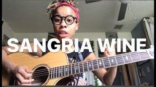 camila cabello pharrell sangria wine super easy guitar