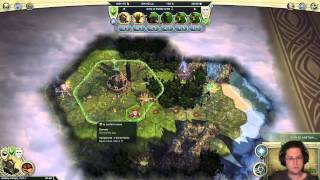 Age of Wonders III: Golden Realms Multiplayer & Giveaway - Part 1 (Livestream Footage)