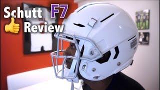 0e5d221fabc90 SCHUTT F7 Football Helmet Review - Ep. 350