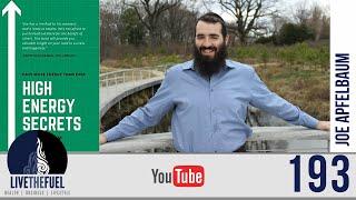Video 193: High Energy Secrets, Weight Loss, LinkedIn, and Mojovation with Joe Apfelbaum download MP3, 3GP, MP4, WEBM, AVI, FLV Juli 2018