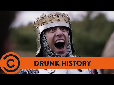 Brand New Drunk History - The Season 3 Trailer | Comedy Central