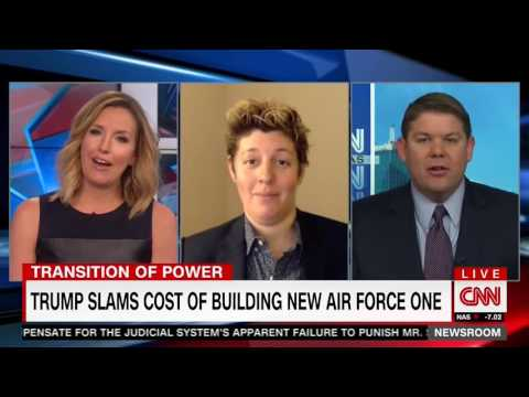 CNN hammers conservative Trump supporter who claims it