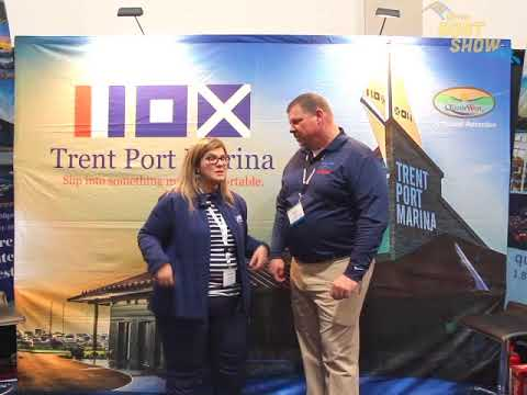 Trent Port Marina At The 2018 Toronto International Boat Show