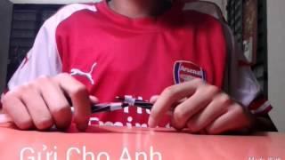 Gửi Cho Anh - Khởi My | Pen Tapping Cover by Pikiran Trần