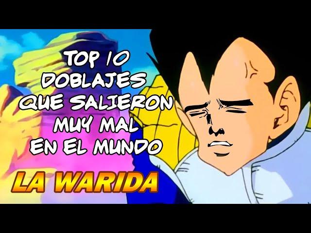 TOP 10 Doblajes que salieron mal en el mundo - EL NÚMERO 3 te excitará