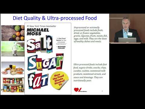 ILSI NA: Ultra-Processed Foods (Kevin Hall)