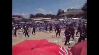 Holy Cross High School, Kolambugan Lanao del Norte. THE REAL CHAMP