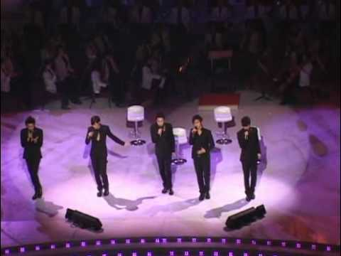 "[Fancam 20] SS501 - ""Let Me Be The One"" Performance @ KBS Open Concert [10.06.08]"