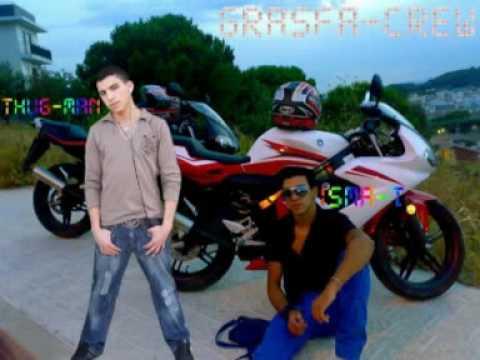 Isma-t Thug-man Grasfa-crew Rap Maghrebi