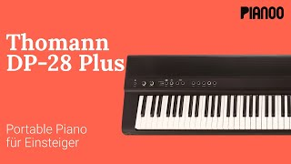 E-Piano-Test: Thomann DP-28 Plus - Portable Piano