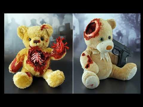 Страшные игрушки