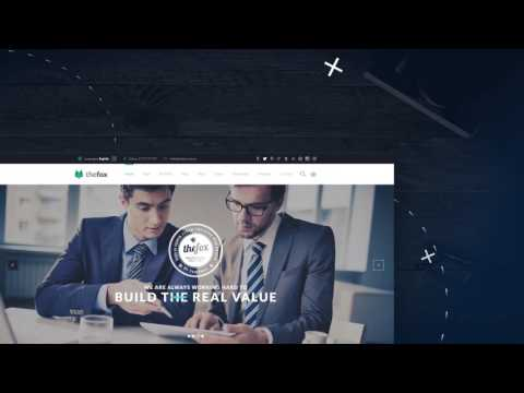 website presentation - after effects template - youtube, Presentation templates