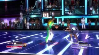 NBA Ballers: Chosen One - Story Mode part 3