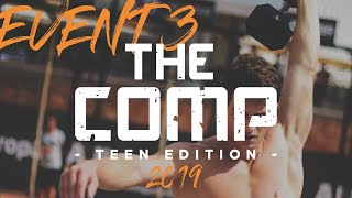 EVENT 3 - THE COMP 2019 - TEEN COMPETITION - PALMA DE MALLORCA