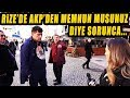 Rize AK Parti'den Memnun Mu?