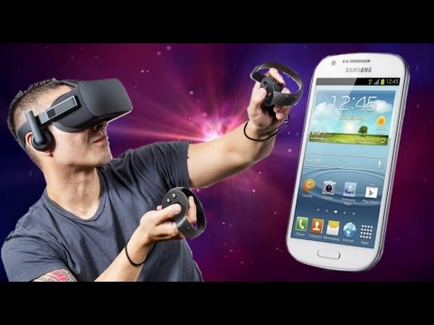 How To Stop Virtual Reality ( VR ) Drift On A Samsung Smartphone Tutorial