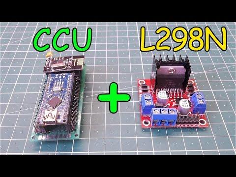 CCU+L298N