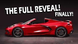 2020 Mid Engine Corvette Revealed!