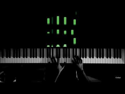 Gorillaz - PAC-MAN ft. ScHoolboy Q Piano Cover (Tutorial)