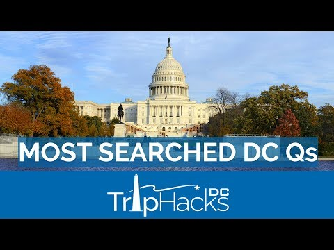 The Most Searched Washington DC Questions