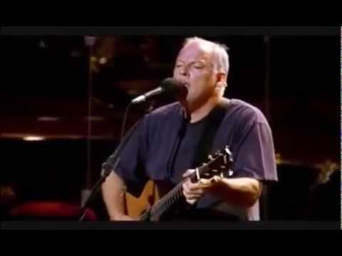 David Gilmour-  Shine On You Crazy Diamond...