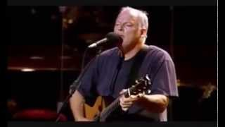 David Gilmour-  Shine On You Crazy Diamond (acoustic)