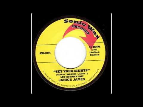 Janice James  -  Set your sights