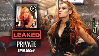 Becky Lynch and Seth Rollins' PERSONAL PICTURES Comes Up During Heated Argument w/ Edge - WWE Raw
