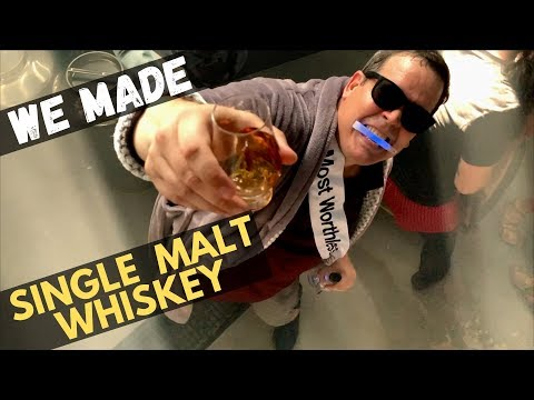 Single Malt Scotch VS American Single Malt (what's The Difference?)