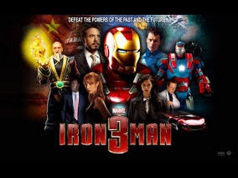 Железный человек 3 Iron Man 3 2013