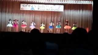 Fortuna(フォルトゥナ)ラブライブ No brand girls 踊ってみた 文化祭