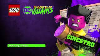 LEGO® DC Super-Villains menu music