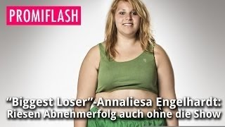 Biggest Loser-Annaliesa: Riesen Abnehmerfolg auch ohne die Show
