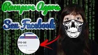 Como RECUPERAR Sua Conta do Faceb00k Sem Email, Telefone ou Senha