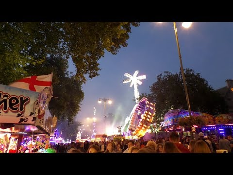 Oxford St Giles Fair  2018