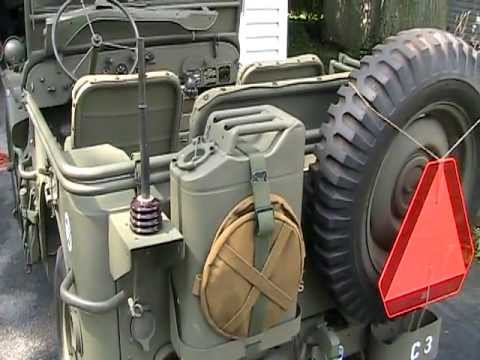 Willys Mb Wwii Jeep Youtube