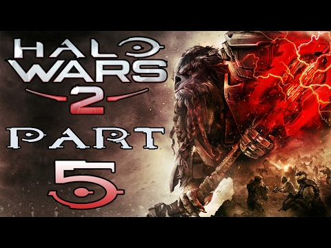 "Halo Wars 2 - Let's Play - Part 5 - ""One Three Zero"""