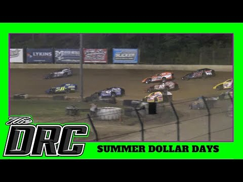 Florence Speedway | 6/16/18 | Modified Feature | Summer Dollar Days