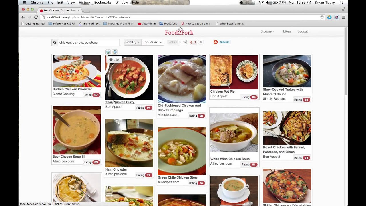 Food2fork search recipes by ingredients youtube food2fork search recipes by ingredients forumfinder Choice Image